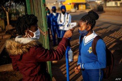 Повече от 489 000 случая на коронавирус в Африка