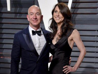 Бившата на Джеф Безос - най-богатата жена в САЩ