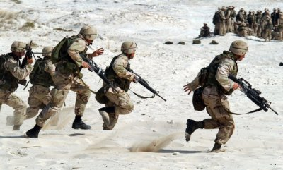 Наш рейнджър бере душа в Афганистан с COVID-19