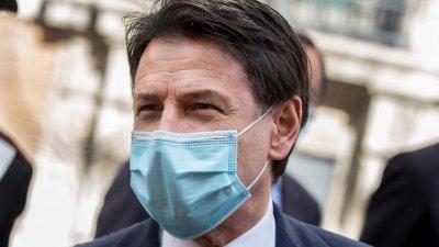 Италия удължава извънредното положение до края на годината?