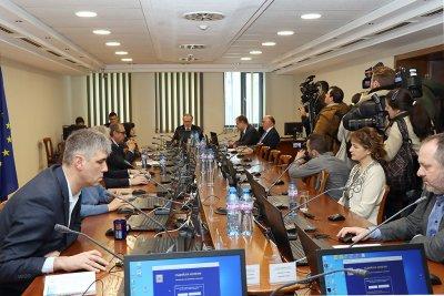 Съдийската колегия на ВСС призовава към мирен и цивилизован диалог