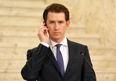 Властта в Австрия падна (ВИДЕО)
