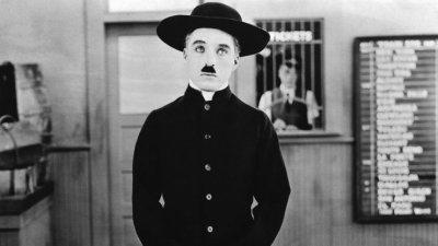 Сър Чарлс Спенсър Чаплин