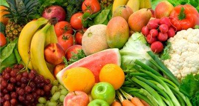 Минимум по 400 грама плодове и зеленчуци дневно