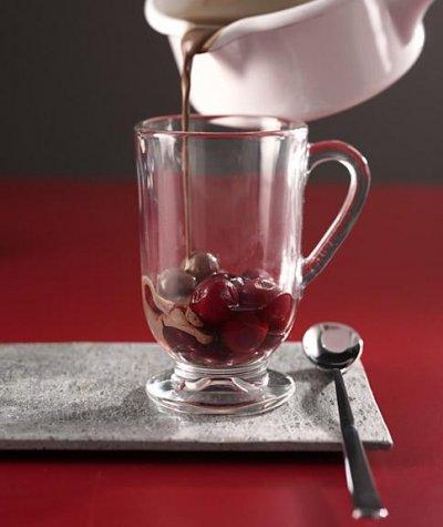 Пияни вишни в шоколад