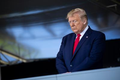 Тръмп е изправен пред унизително поражение