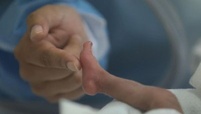 552-грамово бебе пребори коронавируса
