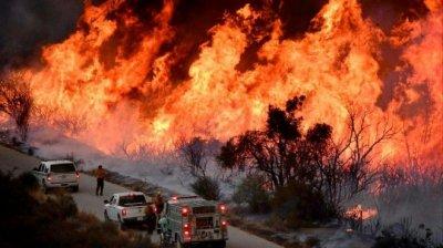 Евакуираха над 7 000 души в Калифорния заради пожари