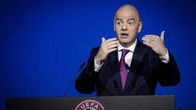 Инфантино остава президент на ФИФА, независимо от разследването срещу него