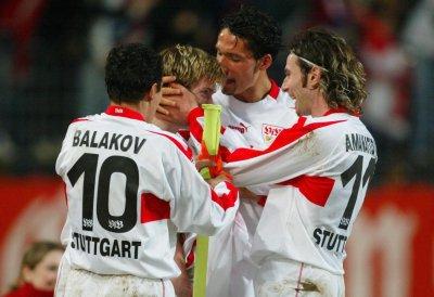 Краси Балъков в идеалния отбор на чужденците, играли за Щутгарт