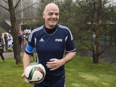 Спецпрокуратура погна шефа на ФИФА