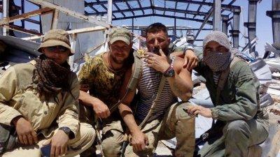Заловиха в Беларус руски военни от Вагнер