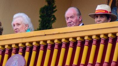 Заради корупция: Крал Хуан Карлос отива в изгнание