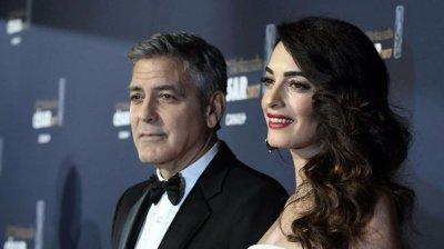 Джордж Клуни дарява 100 000 долара за Ливан