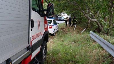 Наш гастарбайтер в Германия е паднал с колата в Струма