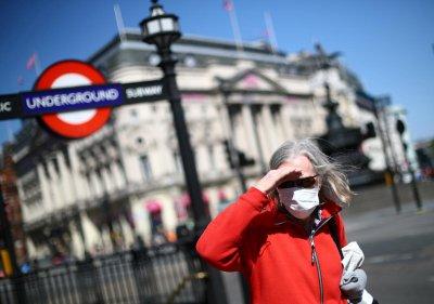 Втора вълна на коронавирус във Великобритания