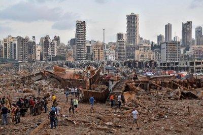 Руска полева болница отвори врати в Бейрут