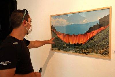 Изложба на Кристо в Градската галерия на Варна (СНИМКИ)