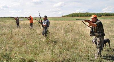 Ловният сезон за пернат дивеч - открит