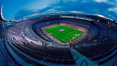 """Барселона отлага реконструкцията на """"Камп Ноу"""""""