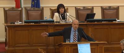 Георги Марков видя държавен преврат