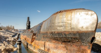 """Подводница С-84 """"Слава"""" отвори врати за посетители"""