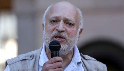 Проф. Велислав Минеков в реч пред полицаите: Предадохте народа! (ВИДЕО)