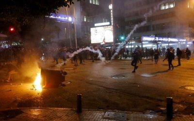 Взривеният Бейрут се вдигна на протест срещу властта