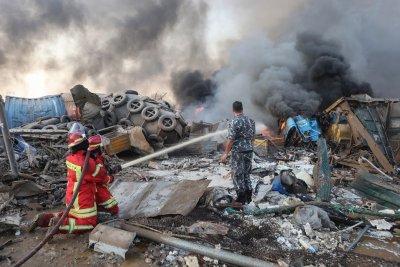 Поне 78 загинали и над 4000 ранени при експлозията в Бейрут