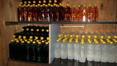 """Конфискуваха 118 литра алкохол на """"Дунав мост"""""""