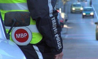 Шофьор с 3,24 промила избяга след катастрофа