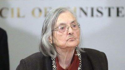 Отиде си проф. Димитрина Гюрова, изучила стотици артисти