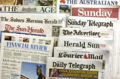 COVID-19 убива вестниците