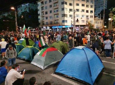 СДВР: Махаме барикадите в София! (ВИДЕО)