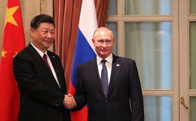 Русия и Китай във война на US територия