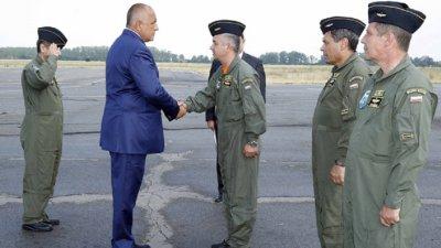 Бивши военни пилоти искат извинение от Борисов (ОТВОРЕНО ПИСМО)