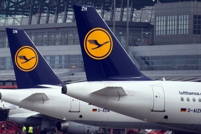 """""""Луфтханза"""" съобщи за загуби от 1,5 милиарда евро"""