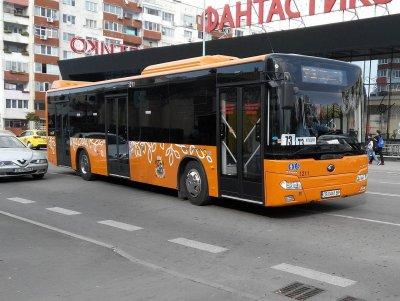 След блокадите: Промени в градския транспорт на София