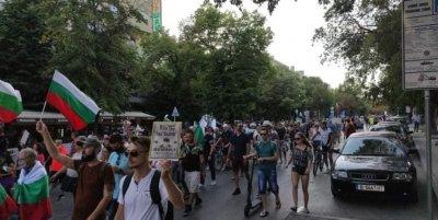 Протести срещу властта има не само в София