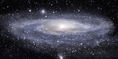 Астрономи откриха далечна галактика, приличаща на Млечния път