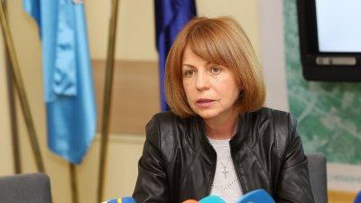 Фандъкова: Протестите в София не са заявени в Общината