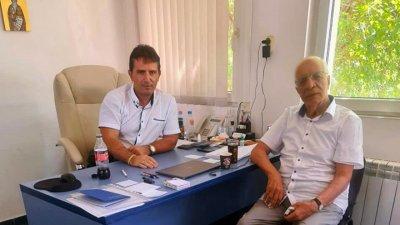 Проф. д-р Александър Чирков започва работа в Пловдив