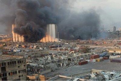 $15 млрд. - това е оценката на щетите след взрива в Бейрут