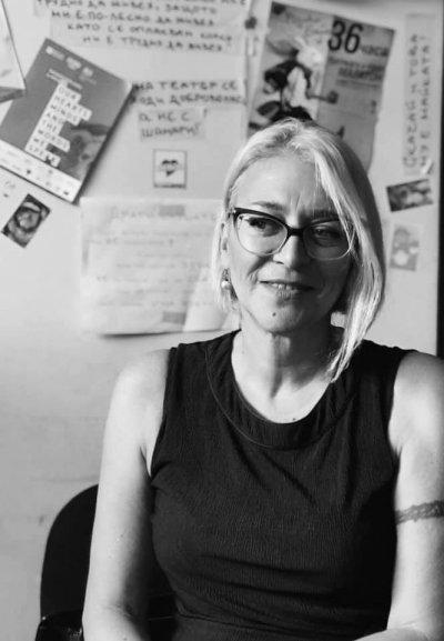 Рак погуби сценографа на Народния театър Милена Пантелеева