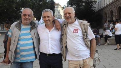 """""""Отровното трио"""": Блокадите продължават"""
