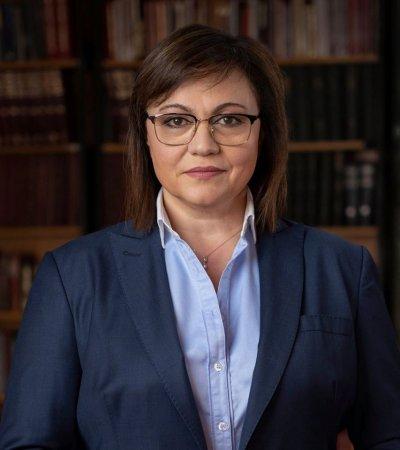 Корнелия Нинова: Борисов, оставка веднага!