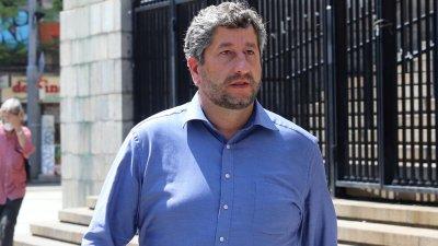 Христо Иванов ядосан: Вместо промяна, се предлага подмяна