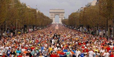 Отложиха маратона в Париж