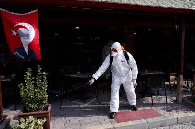 Пет от големите градове в Турция бележат най-висок ръст на заразени