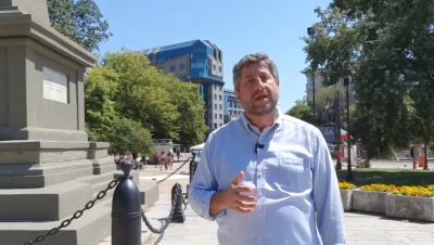 Христо Иванов: Борисов печели време, нямаме нужда от ВНС